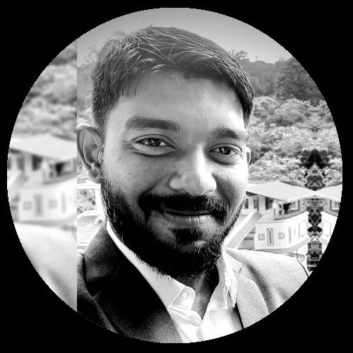 Akshay V, Associate Director - CSM